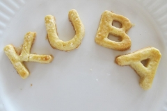 Ciasteczkowy alfabet