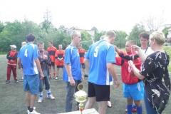 I Regionalny Turniej Piłki Nożnej-Złotoryja 2011