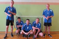 II Regionalny Turniej Unihokeja-Lubin 2012