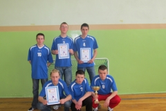 III Regionalny Turniej w Unihokeja-Lubin 2013