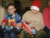 Mikołaj u maluchów