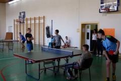 Ogolnoszkolny turniej tenisa stołowego