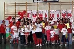 Powiatowy Dzień Dziecka w barwach Euro 2012