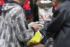 """Sprzątanie Świata 2010-\""""Chrońmy bioróżnorodność\""""-segregujemy odpady"""