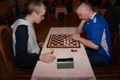 Regionalny Turniej w Warcaby-Szklary Górne 2010