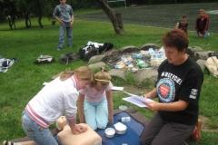 Uczymy się udzielać pierwszej pomocy