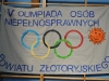 V Powiatowa Olimpiada Osób Niepełnosprawnych Powiatu Złotoryjskiego