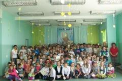 V Rocznica nadania im.Jana Pawła II Szkole Podstawowej w Zagrodnie