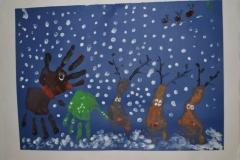 W galerii Pani Zimy