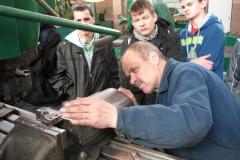 Wycieczka do Centrum Kształcenia Praktycznego w Legnicy