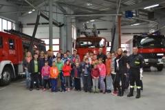 Wycieczka do Państwowej Straży Pożarnej